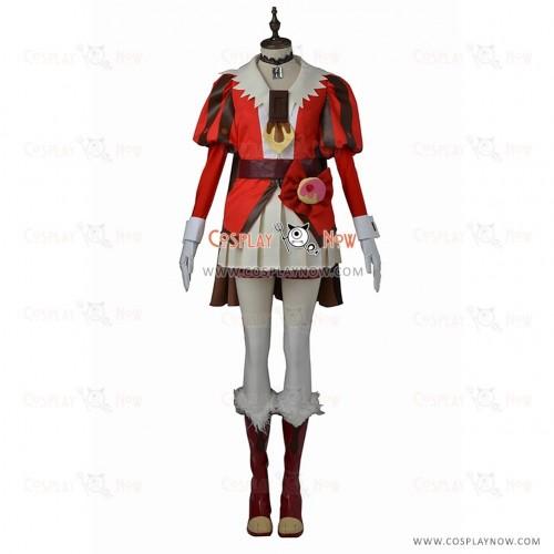Akira Kenjo Cosplay Costume from Pretty Cure