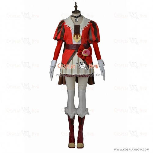 Akira Kenjo Cosplay Costume from Pretty Cure