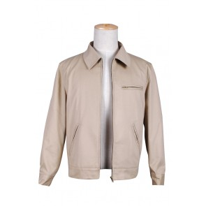 Smallville Clark Kent Cosplay Costume Beige Jacket