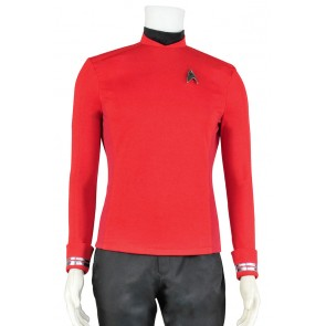 Star Trek Beyond Scotty Montgomery Scott Cosplay Costume