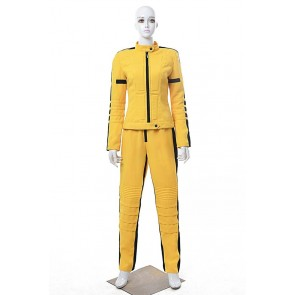 The Bride Costume For Kill Bill Cosplay
