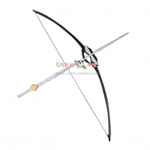 Fate Stay Night Red Archer Bow and Arrow PVC Cosplay Props