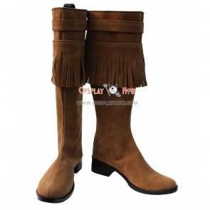 Monster Hunter Cosplay Shoes Duramboros Boots