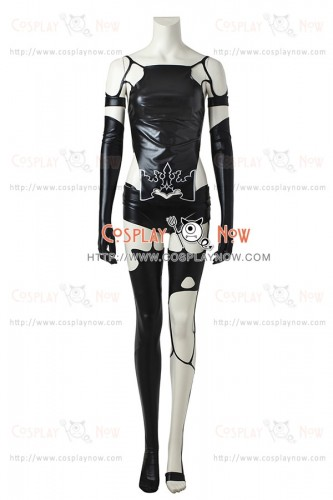 Nier Automata Cosplay YoRHa Type A No.2 Costume