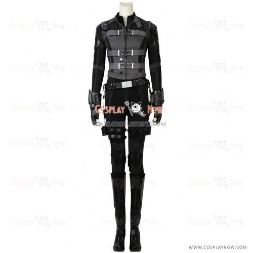 Black Widow Natasha RomanoffCosplay Costumes From The Avengers