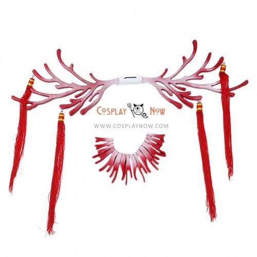 XXXholic Ichihara Yuuko Headwear PVC Replica Cosplay Prop