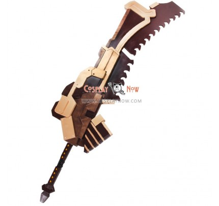 God Eater GOD EATER BURST Soma Schicksal Big Sword Cosplay Props