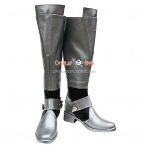 Fate Unlimited Codes Saber Cosplay Shoes Lily Boots