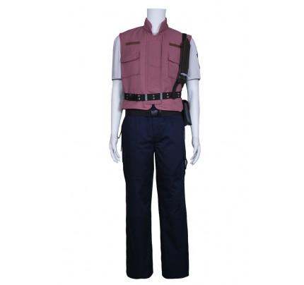 Resident Evil 5 Chris Barry Burton Cosplay Costume