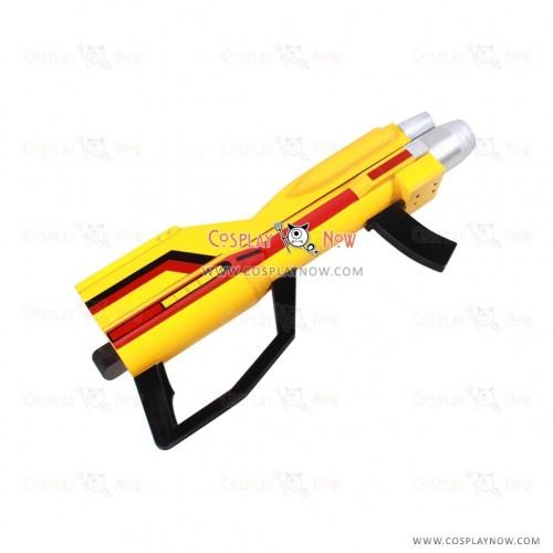 Choujuu Sentai Liveman Cosplay Yellow Lion props with rocket artillery
