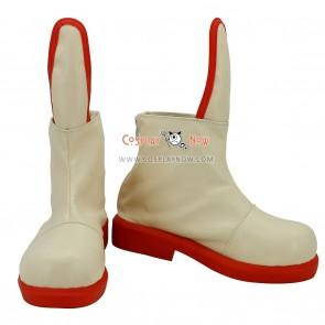 VOCALOID 3 Snow Miku Cosplay Shoes Kokone Boots