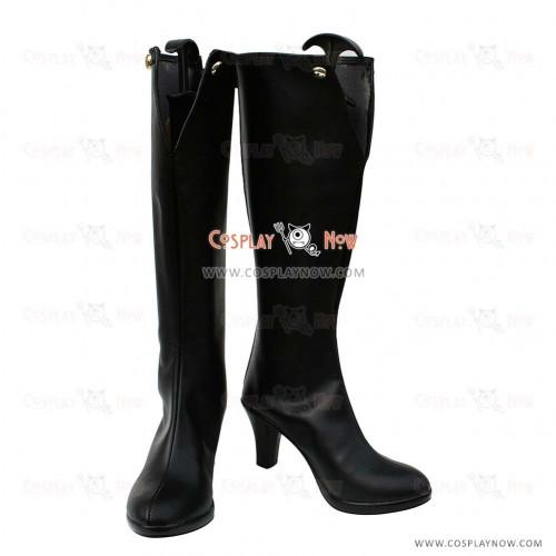 Giruti Gia Cosplay Shoes Testament Boots