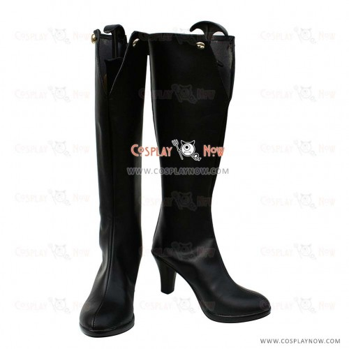 Giruti Gia Cosplay Shoes Testament Boots