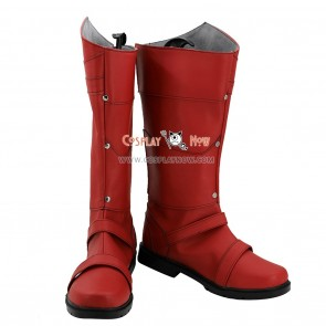 X Men Cosplay Shoes Magneto Boots