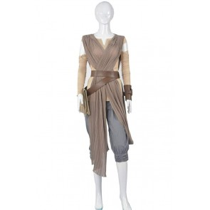 Rey Costume For Star Wars The Force Awakens Cosplay
