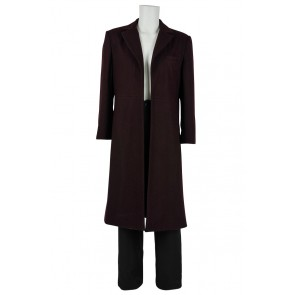 Doctor Who The Bells Of Saint John Cosplay Dr 11th Costume