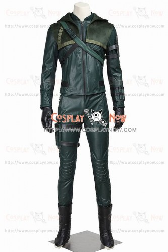 Oliver Queen Costume For Green Arrow Season 3 Cosplay  sc 1 st  Cosplay Now & Oliver Queen Costume For Green Arrow Season 3 Cosplay Uniform Suit