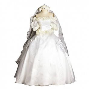Sailor Moon Cosplay Usagi Tsukino Costume Wedding Dress
