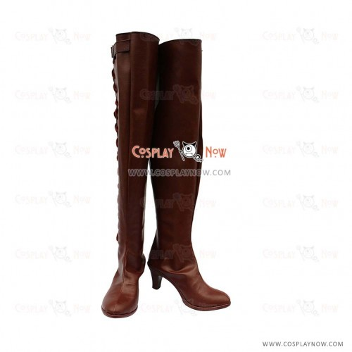CrossFire Cosplay Shoes STAR Rose Boots
