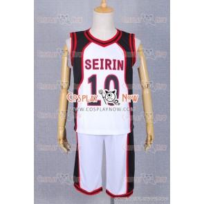 Kuroko no Basket Kagami Taiga Jersey Cosplay Costume