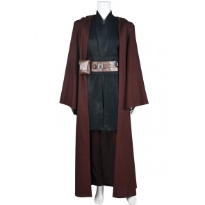 Star Wars Darth Vader Anakin Skywalker Cosplay Costume Uniform