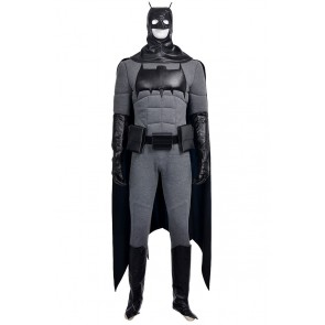 Bruce Wayne Costume For Batman The Dark Knight Cosplay