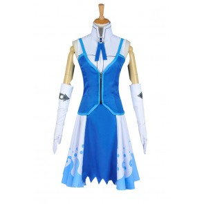 Fairy Tail Cosplay Juvia Lockser Costume