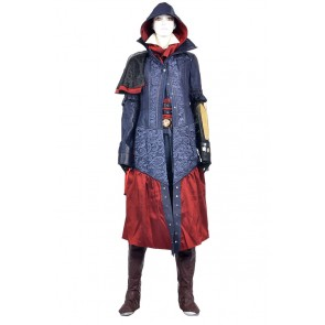 Dame Evie Frye Costume For Assassins Creed Syndicate Cosplay