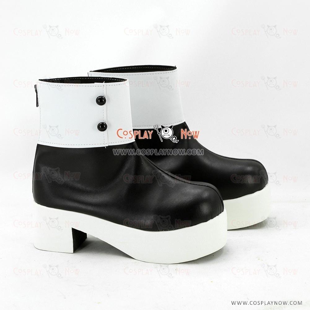 Monokuma Shoes for Danganronpa Cosplay
