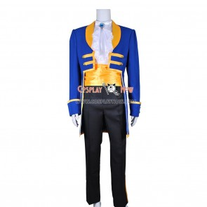 Beauty And The Beast Cosplay Prince Adam Costume