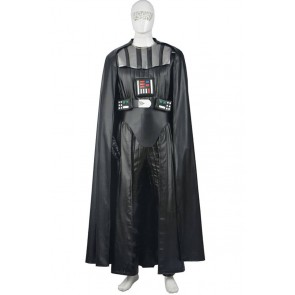 Darth Vader Anakin Skywalker Costume For Star Wars Cosplay