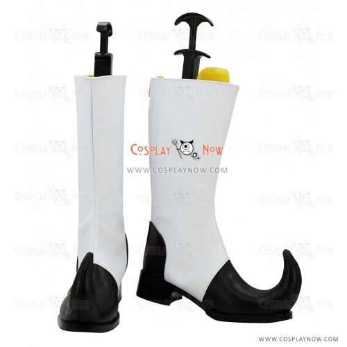 Black Butler Cosplay Shoes Dagger Boots