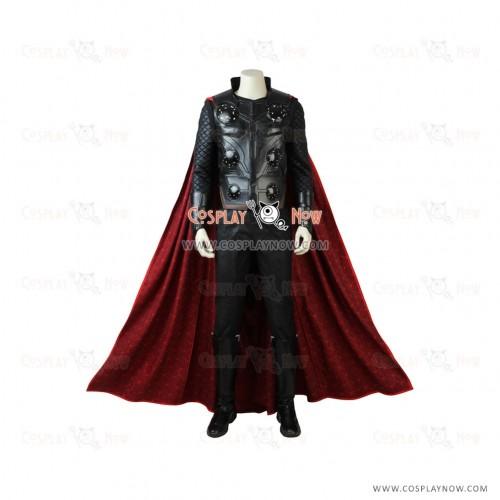 The Avengers Infinity War Thor ragnarok Cosplay Thor Odinson costume