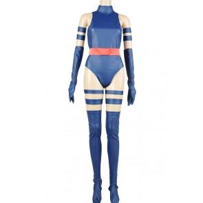X Men Psylocke Betsy Braddock Cosplay Costume