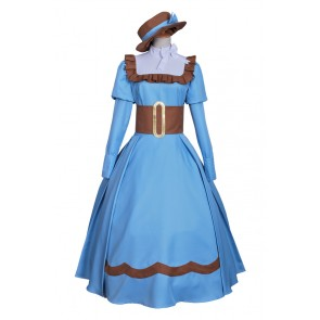 Lady Elizabeth Ethel Cordelia Midford Costume For Black Butler Cosplay