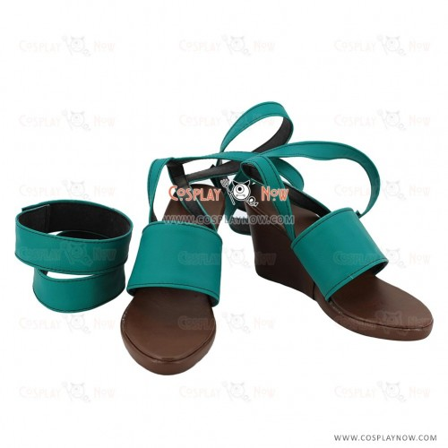 The edge of the soul Cosplay Xiao Qiao Shoes