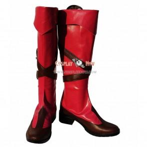 Macross Frontier Cosplay Shoes Ranka Lee Boots