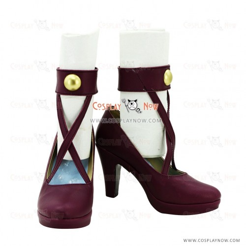 League of Legends Nine-Tailed Fox Popstar Ahri Cosplay Shoes