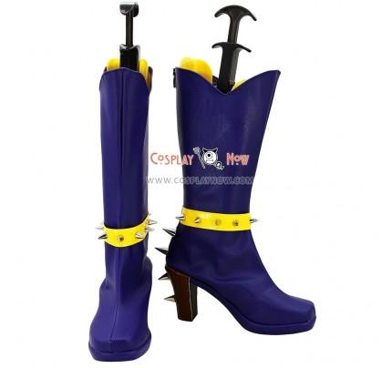 My Little Pony Equestria Girls Rainbow Rocks Cosplay Shoes Adagio Dazzle Boots