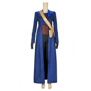 Pride And Prejudice And Zombies Cosplay Elizabeth Bennet Costume Uniform