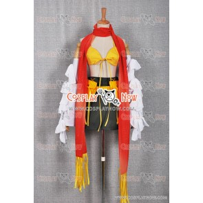 Final Fantasy X Cosplay Rikku Costume