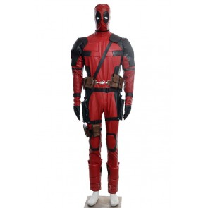 Wade Wilson Costume For Deadpool X Men Cosplay