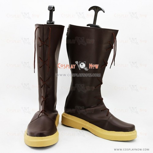 Shugo Chara Cosplay Shoes Nagihiko Fujisaki Boots