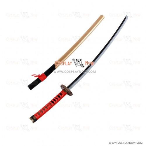 Touken Ranbu Cosplay Heshikiri Hasebe props with sword
