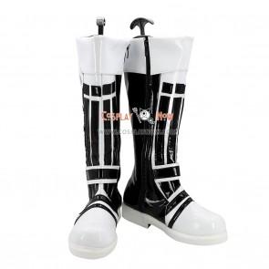 VOCALOID Snow Miku Cosplay Shoes Utatane Piko Boots