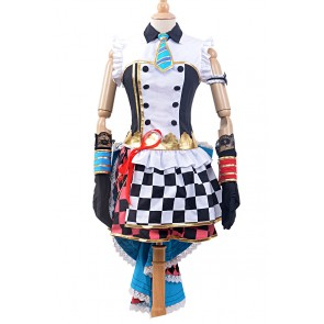 Rin Hoshizora Costume For Love Live School Idol Project Cosplay