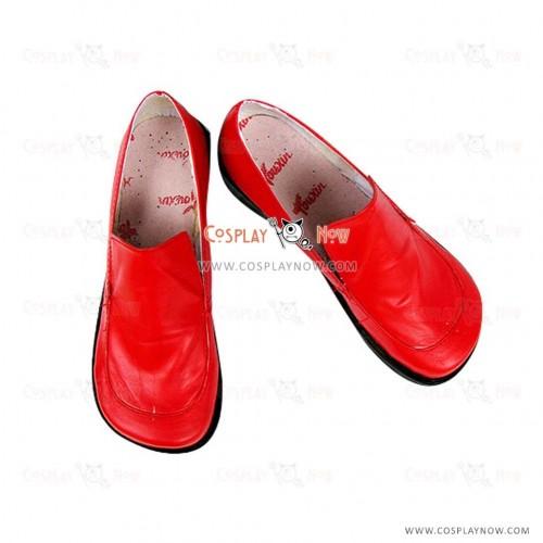 Touhou Project Aya Shameimaru Cosplay Shoes
