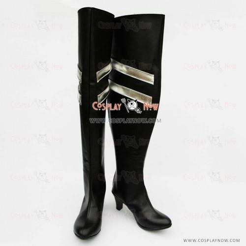 K RETURN OF KINGS Cosplay Shoes Awashima Seri Boots