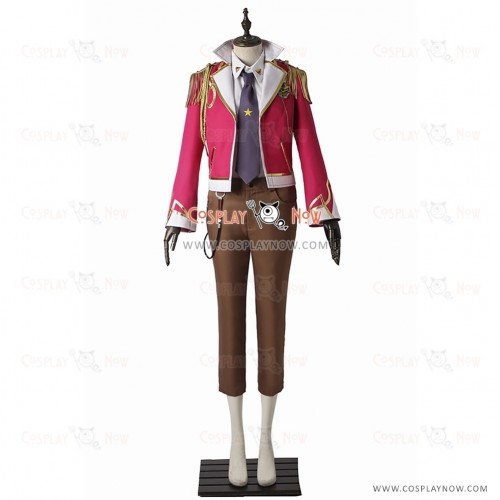 Tatewaki Rintarou Costume for Magic-kyun Renaissance Cosplay
