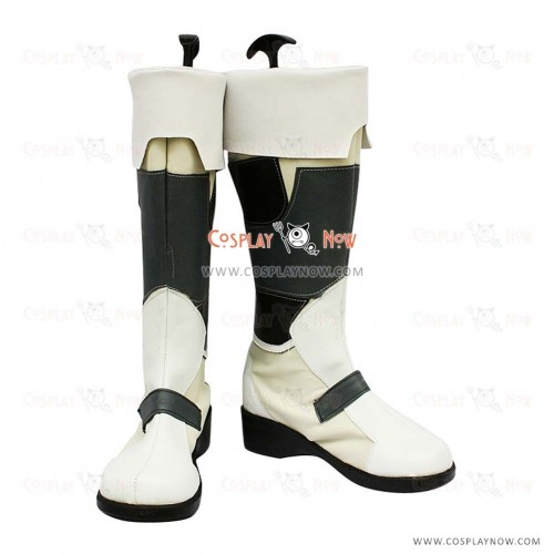 Final Fantasy Cosplay Shoes Gitan Boots